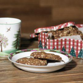 Печенье из шести злаков